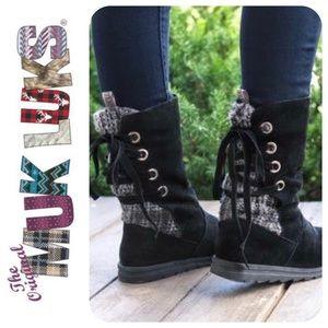 Muk Luks Luanna Boots, 7 - NWT